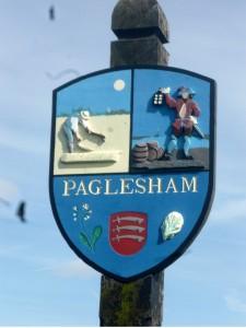 Paglesham Sign